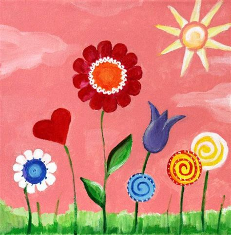 painting for kids 17 best ideas about canvas painting kids on pinterest