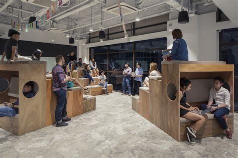 airbnb in singapore airbnb s new singapore office will make you want to throw