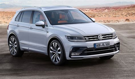 2020 Vw Tiguan by 2020 Volkswagen Tiguan Review Specs And Release Car