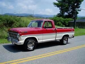 sell used 1969 ford f 100 ranger 390 ci v8 27k