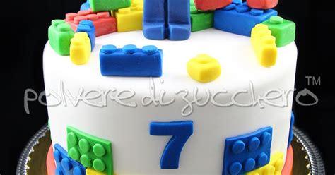 tutorial mattoncini lego in pasta di zucchero lego cake torta decorata lego con personaggio