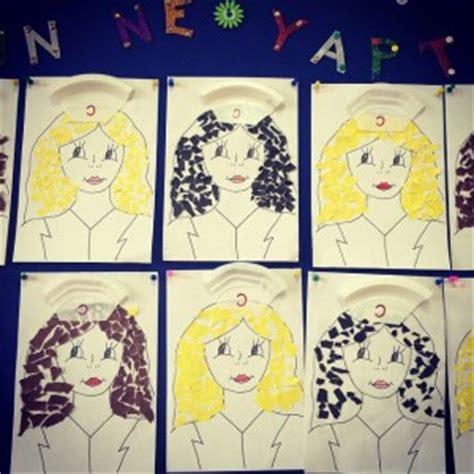 chrisymas nurse craft health craft idea for crafts and worksheets for preschool toddler and kindergarten