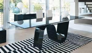 unico contemporary rectangular infinity extending glass unico italia infinity extendable dining tables glass