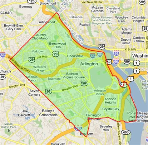 Arlington County Search Safeguard Appraisals Professional Appraisal Services In Va Dc Coverage Area