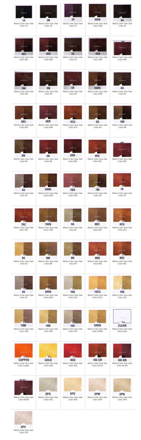 matrix color sync matrix color sync