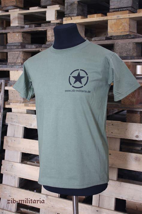 t shirt us quot zib militaria quot fruit of the loom premium quality