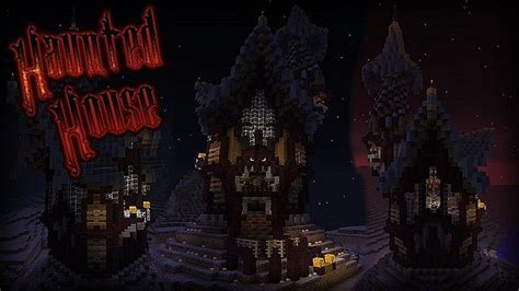 how to make a haunted house in minecraft 8 spooky minecraft haunted houses and towns slide 3 minecraft