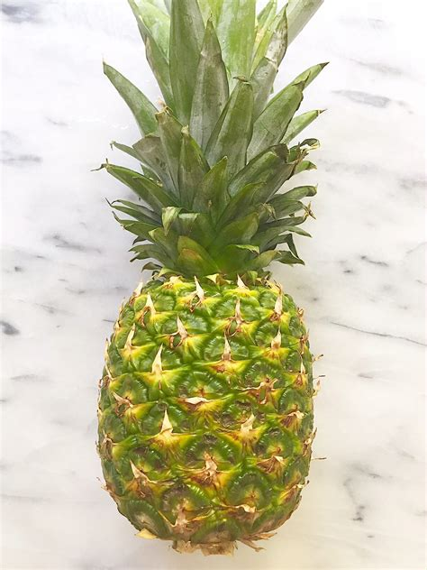 Fresh Pineapple by How To Cut A Pineapple