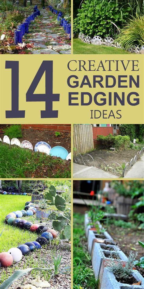 Creative Garden Edging Ideas 14 Creative Garden Edging Ideas That Will Make Your Garden Stand Out