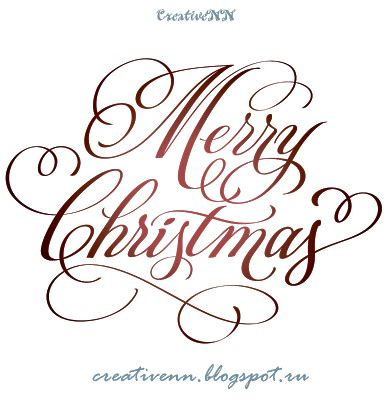 digital stamps word art merry christmas happy  year labels  cards christmas