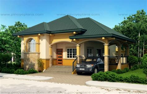 Pinoy Interior Home Design Althea Elevated Bungalow House Design Pinoy Eplans