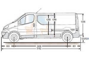 Renault Master Length Renault Master Load Dimensions