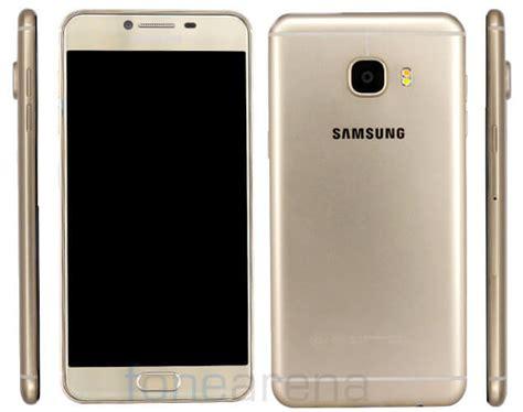 Samsung C 5 Samsung Galaxy C5 Tenaa Listing Leaked With 4gb Ram Ahead Of Launch