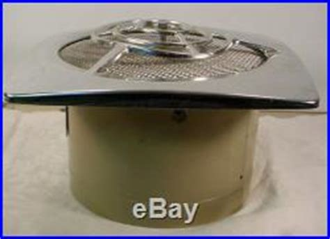 vintage nutone kitchen wall exhaust fan nos vintage mid century retro nutone vg 54 kitchen exhaust