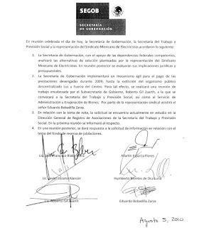 Sindicato Mexicano De Electricistas Blog Empleo | sindicato mexicano de electricistas blog segob sala