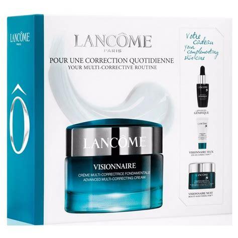 Lancome Set lanc 244 me your multi corrective routine gift set limited