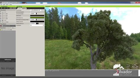 tree creator silvador rapid tree generator maximize real time