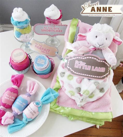 Unique Baby Shower Gifts To Make by Diy Baby Shower Gifts Diy Diy Baby Shower