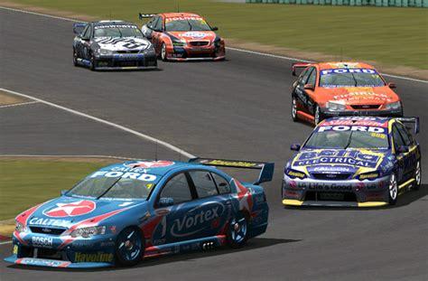 W8 Supercars   Australie   rFactor   Simulation automobile