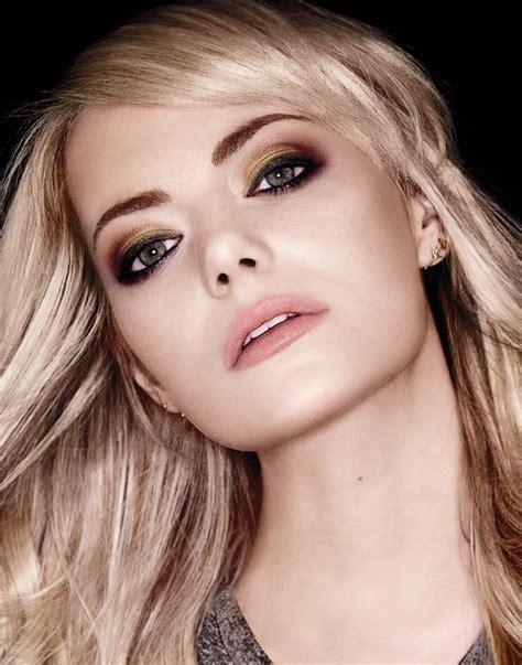 emma stone skin care 17 best images about smokey eyes on pinterest eyeshadow