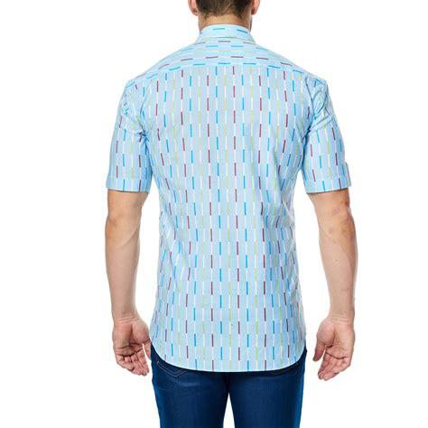 light blue button up shirt broadway boogie woogie short sleeve button up shirt