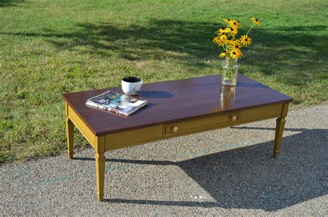 mustard coffee table cozy mustard coffee table lilac shack furniture