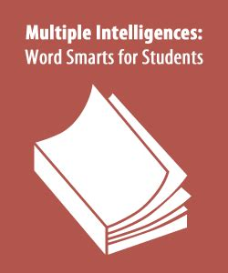 money smarts what students want graduates need and parents wish to about money books word smarts why students need linguistic intelligence and