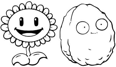 plants vs zombies coloring pages coloring home plants vs zombies coloring pages coloring home