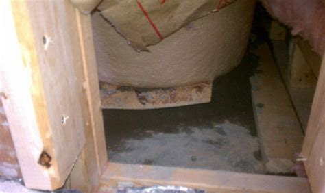 how to set a bathtub in mortar installing mortar bed bath tub filecloudwatch