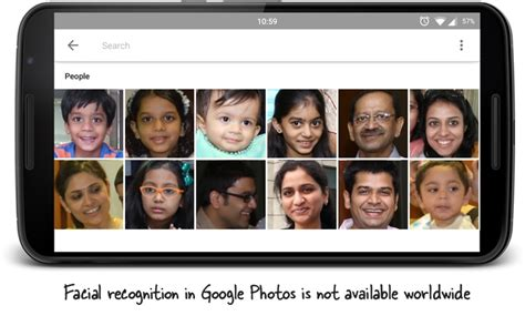 google images recognition how to enable facial recognition in your google photos