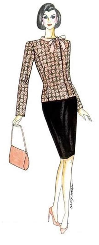 Genie Bra Renda arisanti macam macam model baju kerja wanita