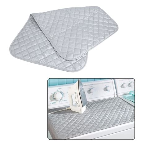 Washer Dryer Mat by Magnetic Ironing Mat Laundry Pad Washer Dryer Cover Board