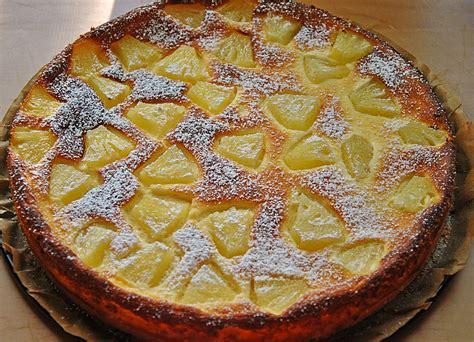 kuchen mit ananas ananas quark kuchen rezept mit bild shivaya66