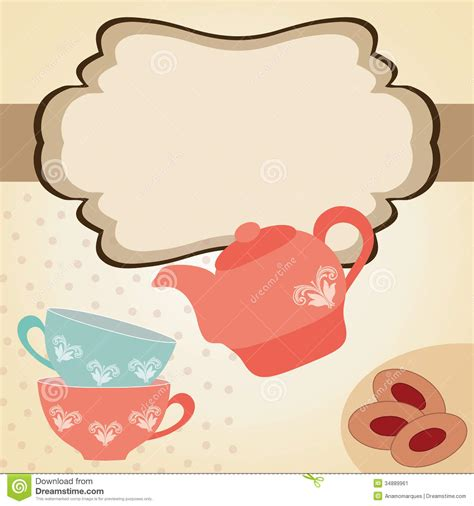 Do It Yourself Kitchen Design tea time stock image image 34889961