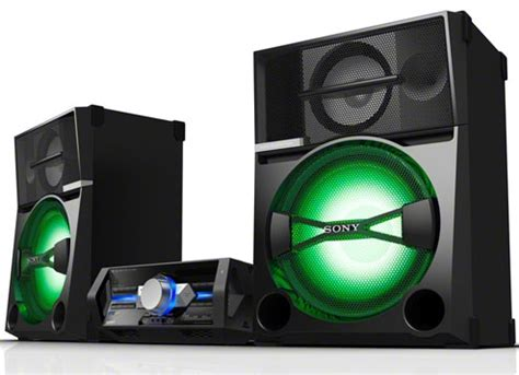 sony mhc v7d mini hi fi system features buying guide