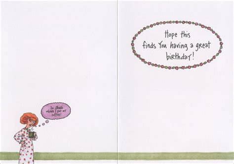Things To Put In A Birthday Card Hiring A Psychic Funny Birthday Card Greeting Card By