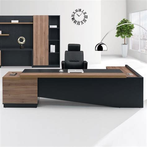 Where To Buy Office Desks Fashion High End Office System Furniture L Shape Manager Executive Within Where To Buy Desk