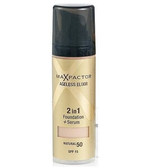 Foundation Max Factor 2 In 1 ageless elixir 2 in 1 foundation serum max factor