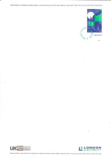 Lloyds Bank Letterhead Electricity Scheme Identitykveeeone