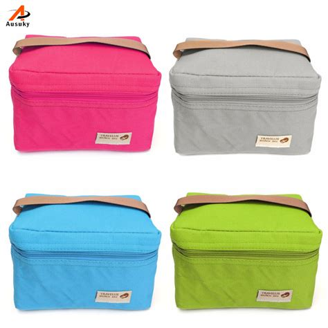Snack Bag Tas popular lunch bags cooler for used thermal bag lunch box food picinic bag lancheira