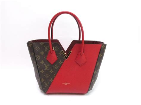 auth louis vuitton kimono pm shoulder bag handbag monogram