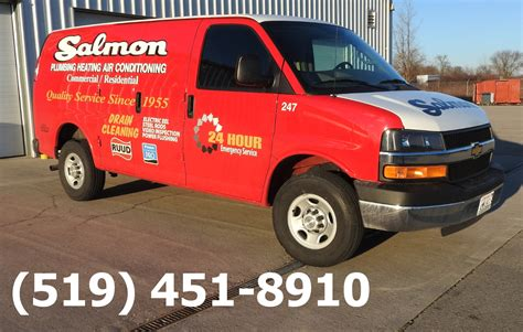 Salmon Plumbing by Salmon Plumbing Heating Air Conditioning 24 Hour Emergency Service