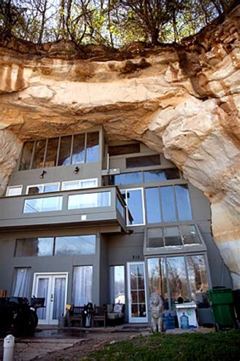 Amazing Homes by 6 Amazing Houses That Were Built On Or In Cliffs