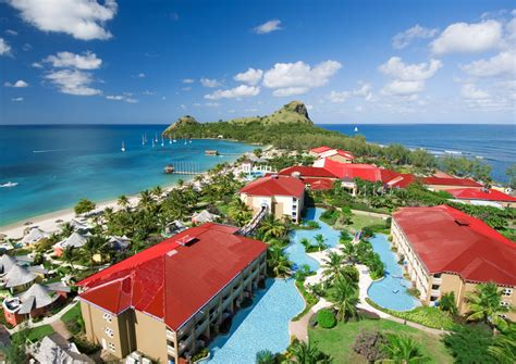 sandals regency st lucia sandals 174 resorts offers three times the in beautiful