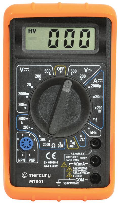 Multitester Kapasitor Digital A6013l Limited digital multitester multimeter voltmeter 19 range 7 func mtb01 600 101 ebay