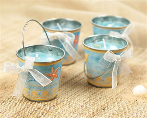 Beach Giveaways - getting married at beach wedding favor ideas