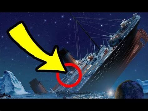 why did the titanic sink titanic facts did sinking the titanic create the federal