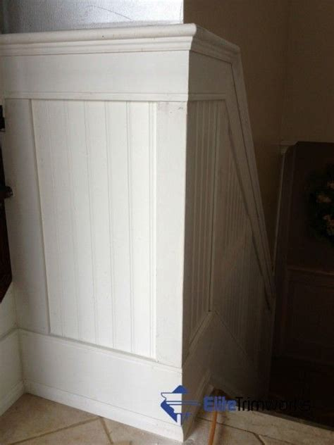 Frame And Panel Wainscoting 43 Best Images About Beadboard On Oak
