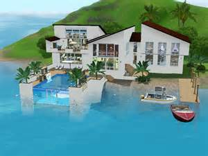 How To Build A Pool House sims 3 haus bauen let s build familienidylle am meer