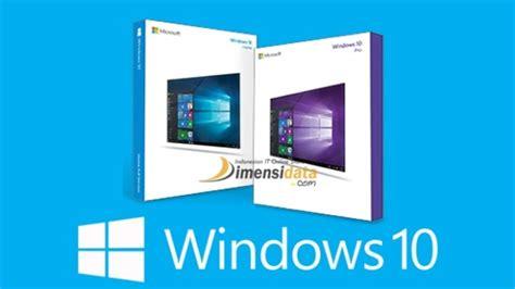 Windows 10 Pro Original harga windows 10 pro original dan windows 10 home 32 64